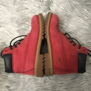 Timberland Leather Boots size 3